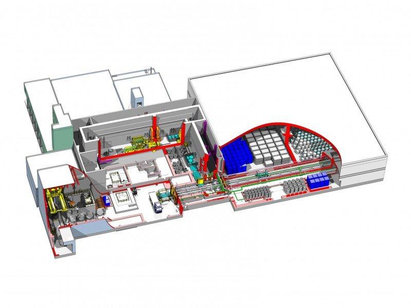 Centrale du Bugey: reprise du chantier ICEDA, une association saisit la justice dans Info 1255446701-edf-ciden-installations-conditionnement-entreposage-dechets-actives