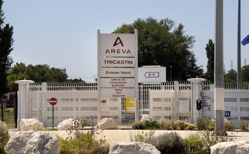 Fuite d'oxyde d'uranium à la centrale Areva du Tricastin: les salariés de Gerflor ont été confinés dans Info areva_tricastin