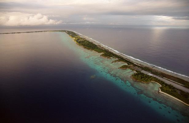 Radioactivité en Polynésie: en 2012 tout est normal dans Info article_mururoa
